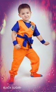 cosplay enfant sangoku